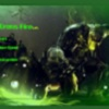 Batalha dos monstros verdes