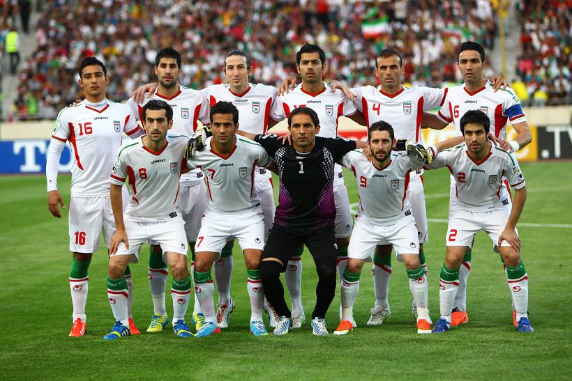 Seleção de Irã