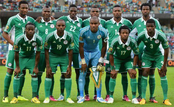 Seleção da Nigéria