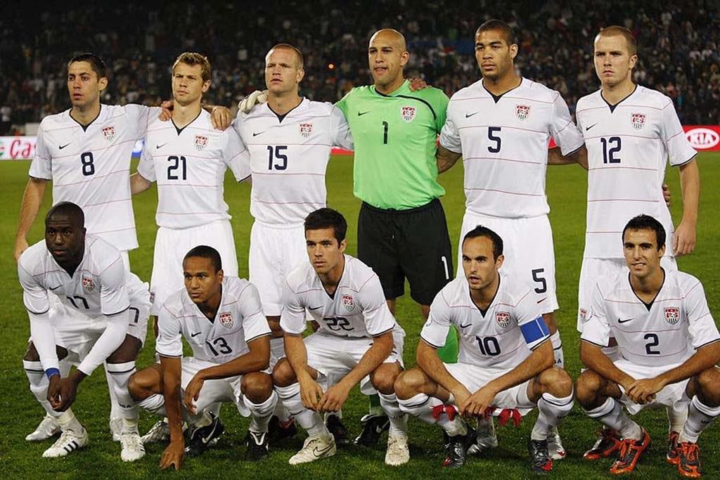 Seleção dos EUA