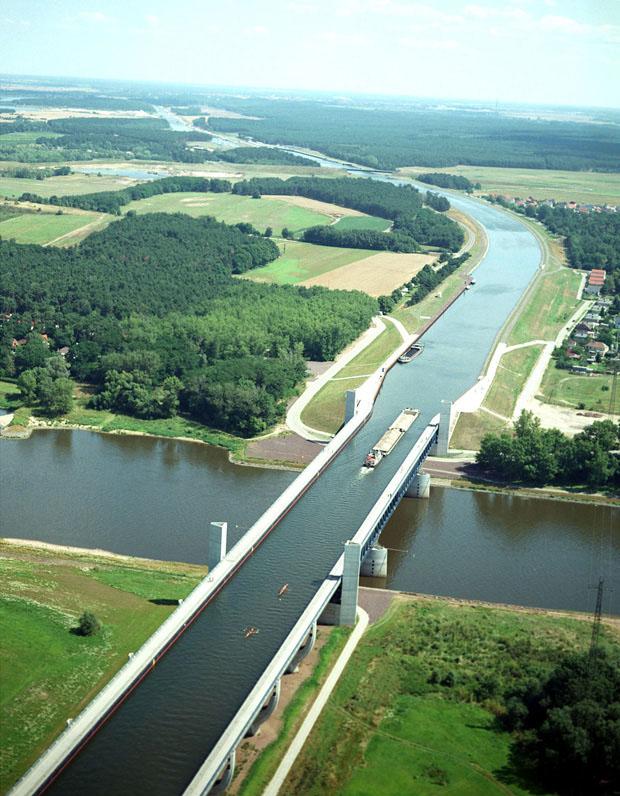Canal da Alemanha
