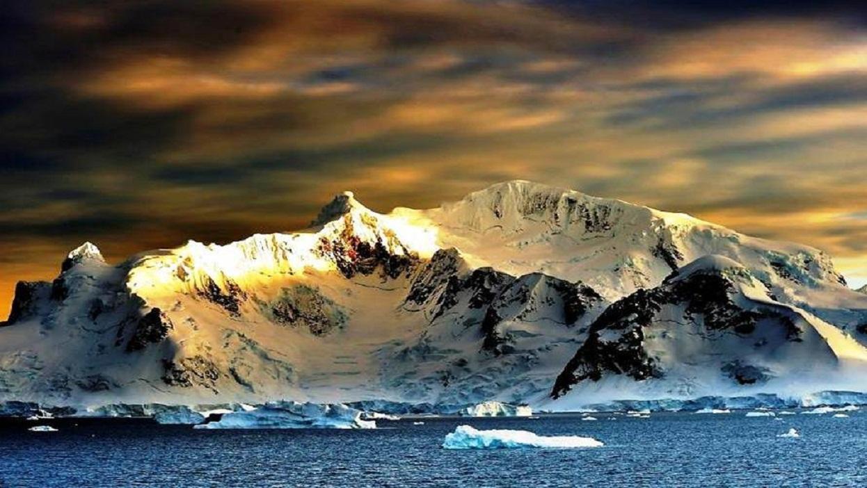 Mar antartico