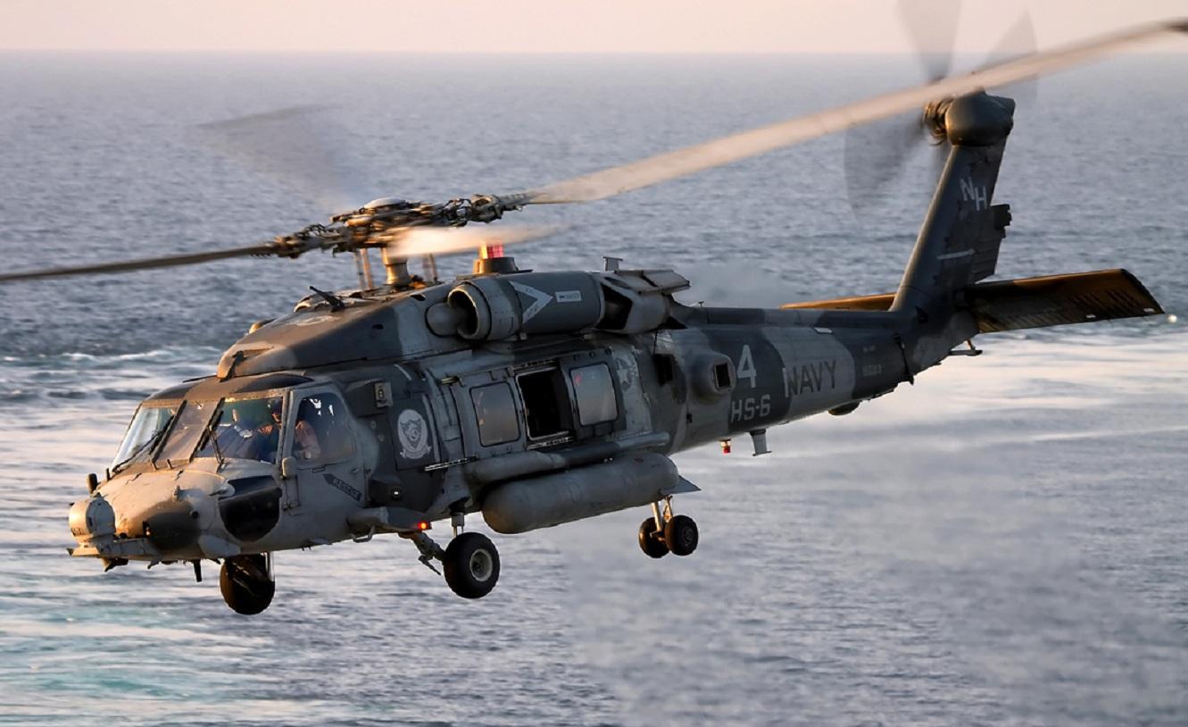 Helicóptero falcão negro 2