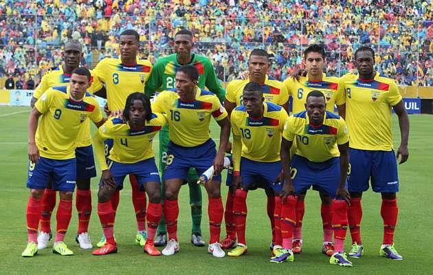 Seleção do Equador
