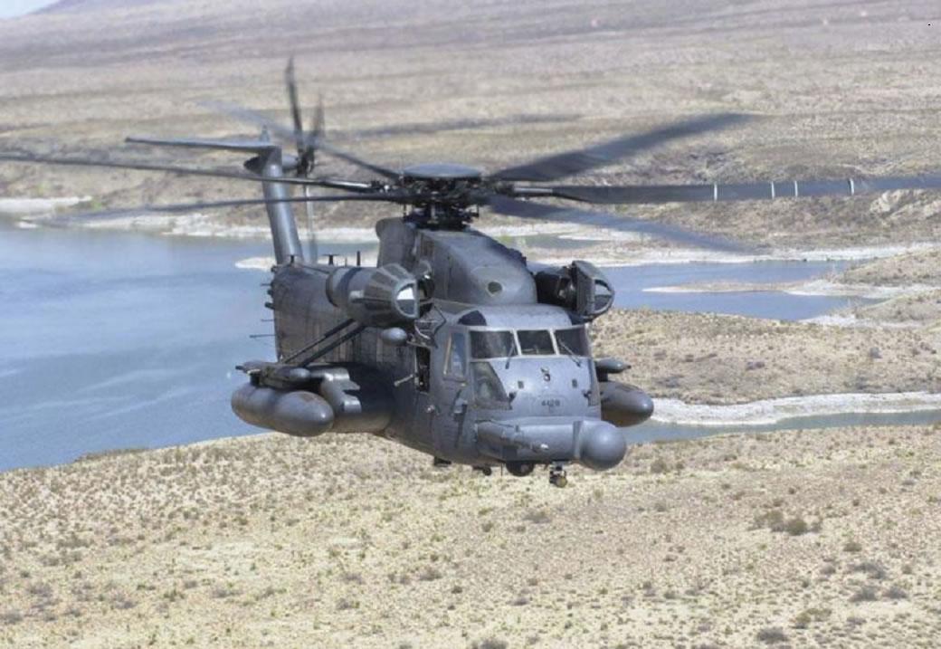 Helicóptero falcão negro