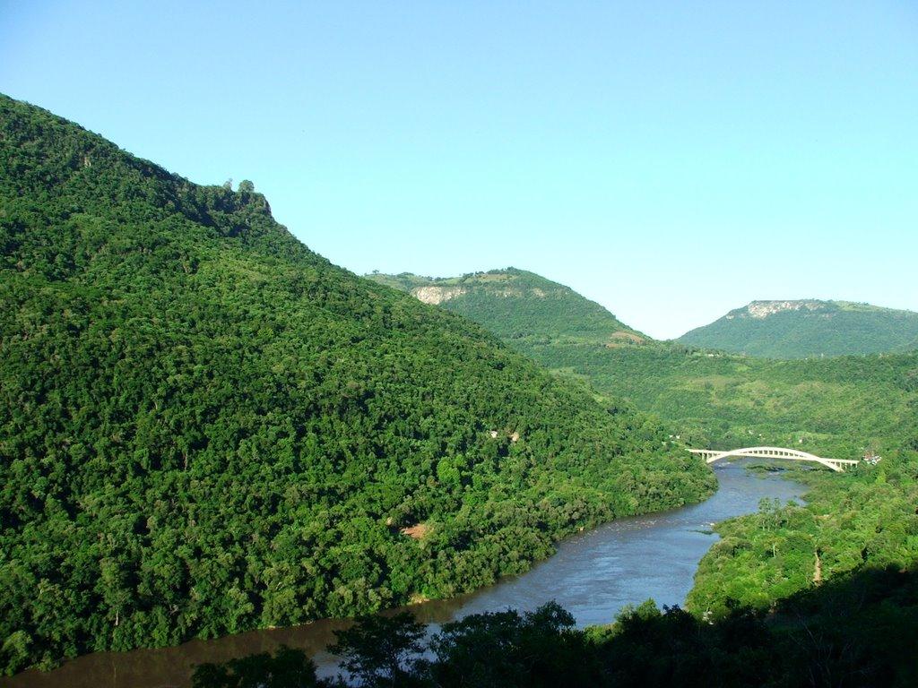 Ponte Rio das Antas