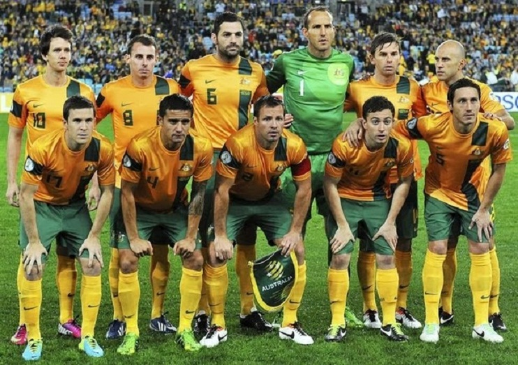 Seleção da Austrália