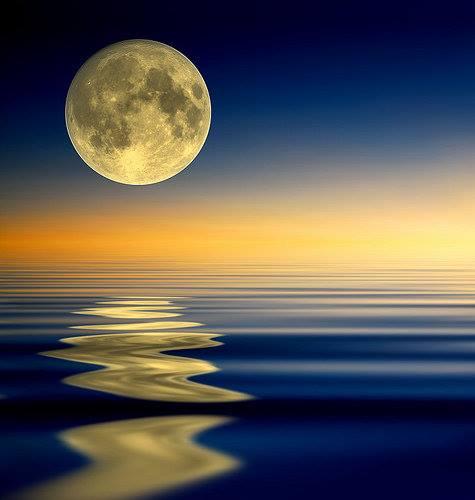 Lua mar