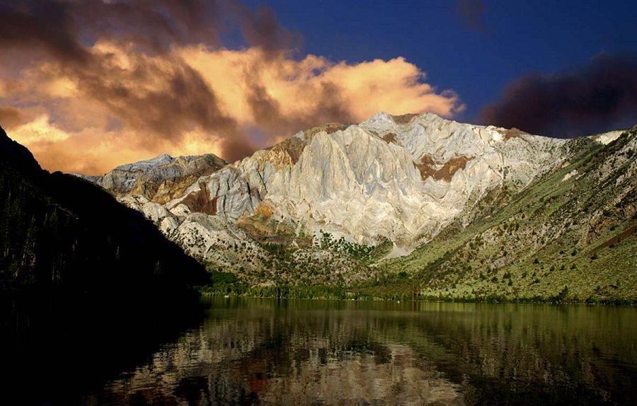 Lagoa montanha