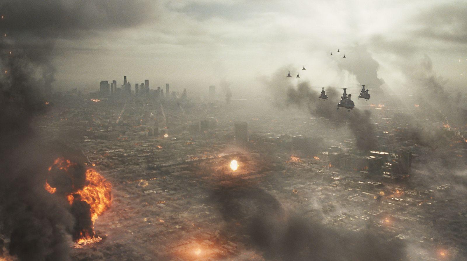 Batalha Los Angeles