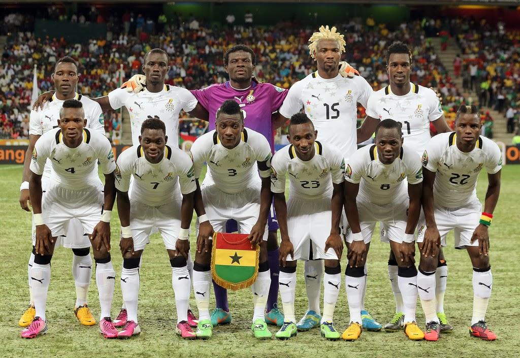 Seleção de Gana