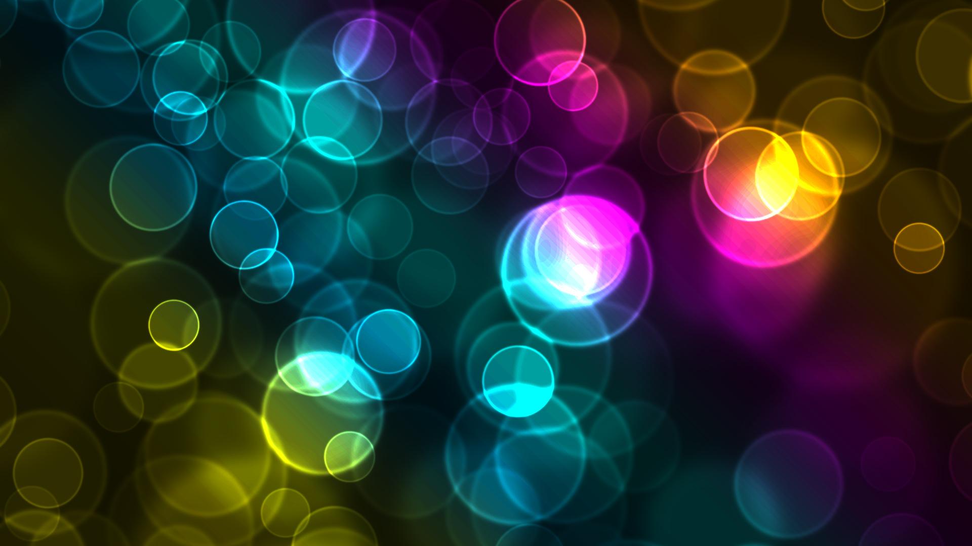 Bolinhas coloridas