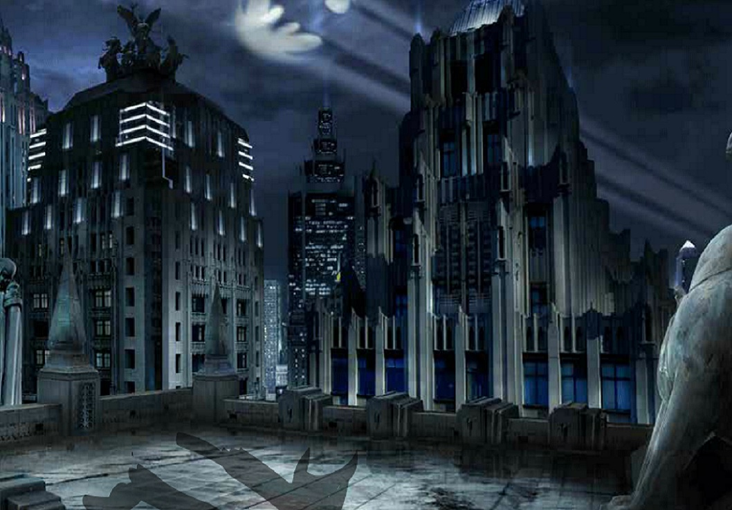 Sombra de Batman