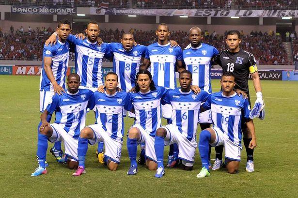 Seleção de Honduras