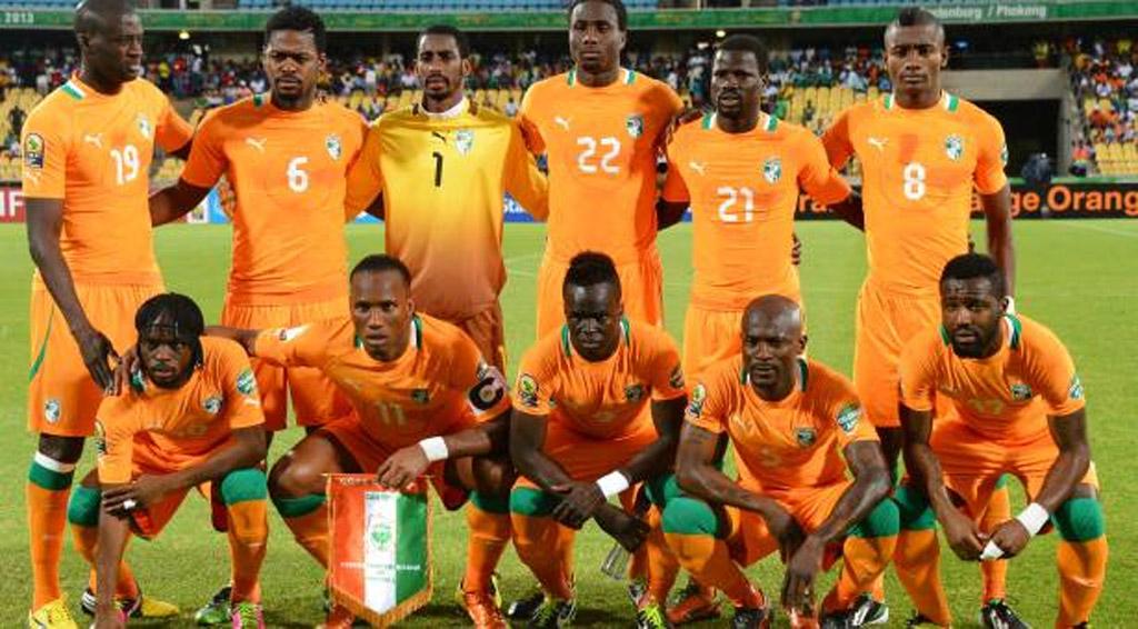Seleção da Costa do Marfim