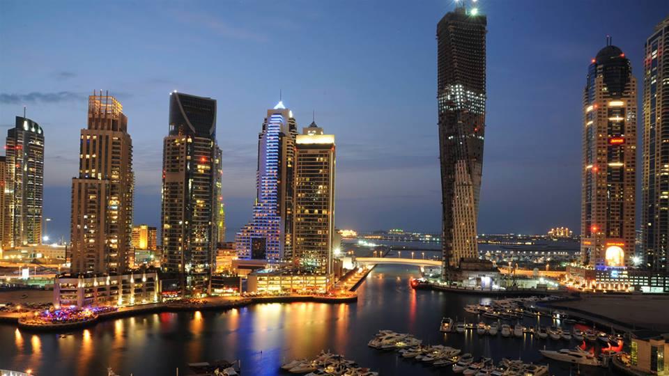Prédios de Dubai