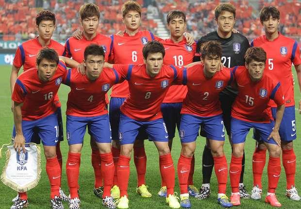 Seleção da Coreia do Sul
