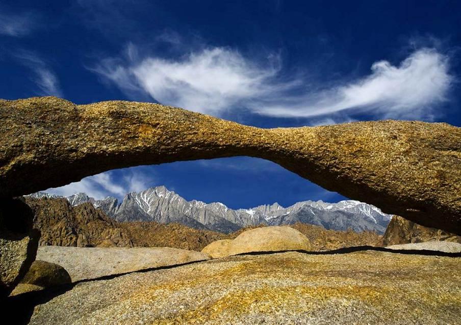 Arco montanha 2